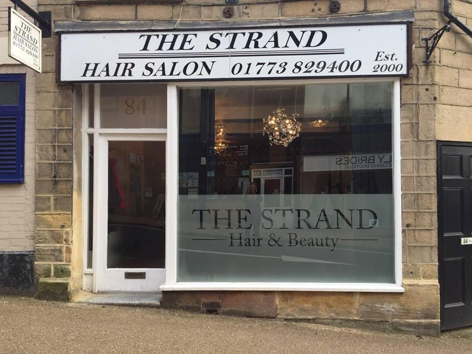 The Strand Hair & Beauty Salon on Inter Search