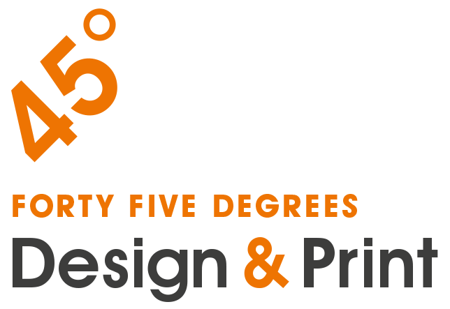 Forty Five Degrees Design & Print on Inter Search