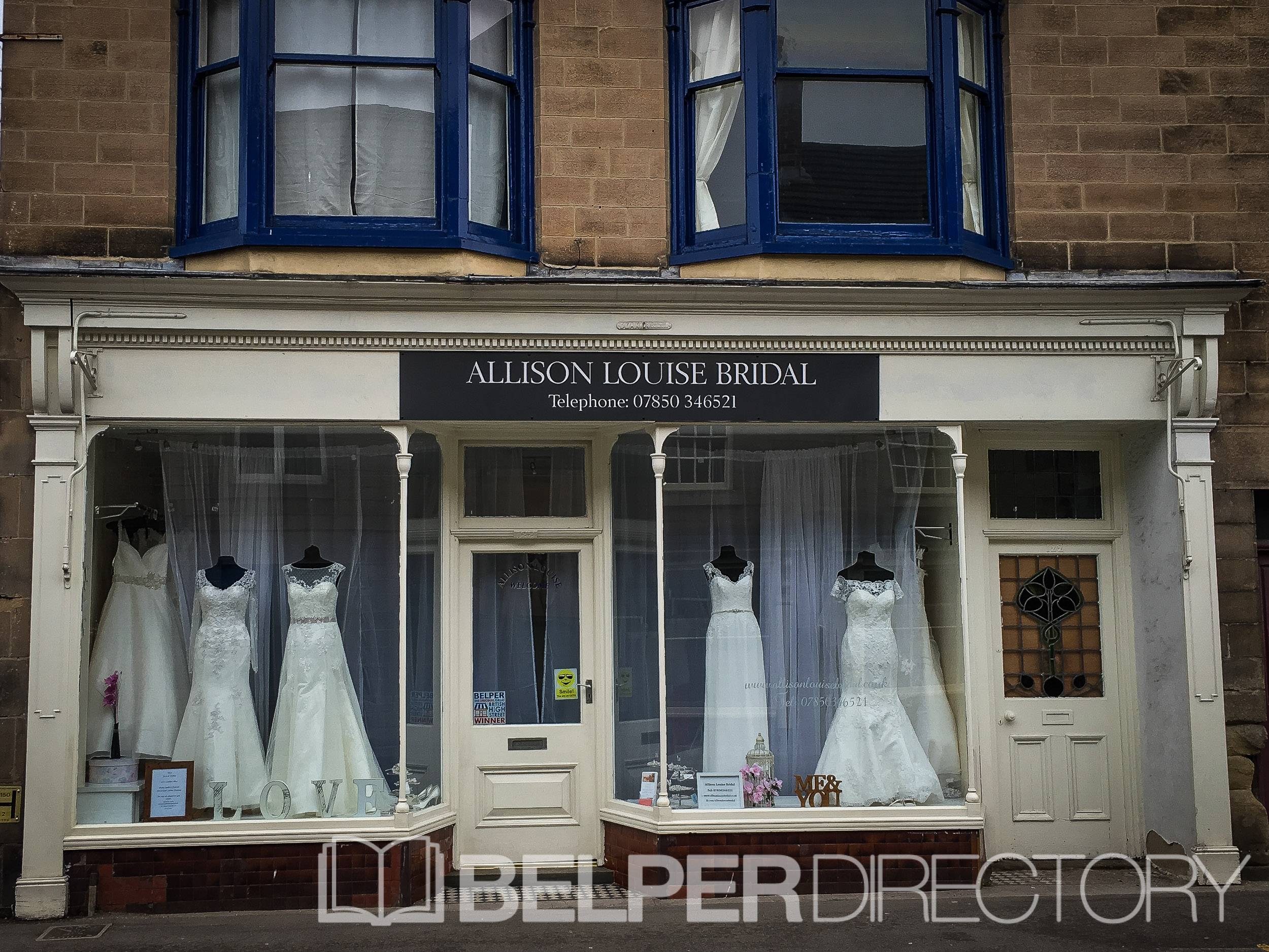 Allison Louise Bridal Shop on Inter Search