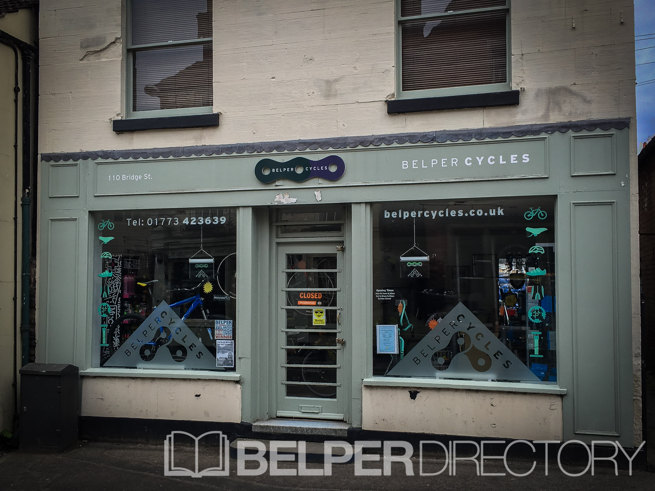 Belper Cycles on Inter Search