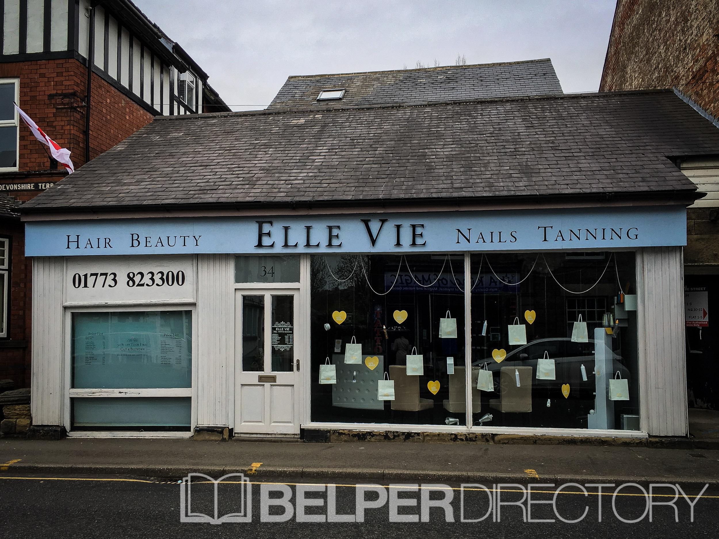 Elle Vie Hair & Beauty on Inter Search