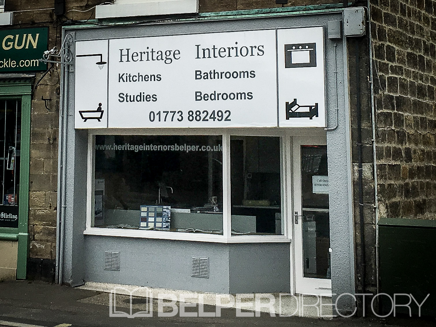 Heritage Interiors Belper on Inter Search