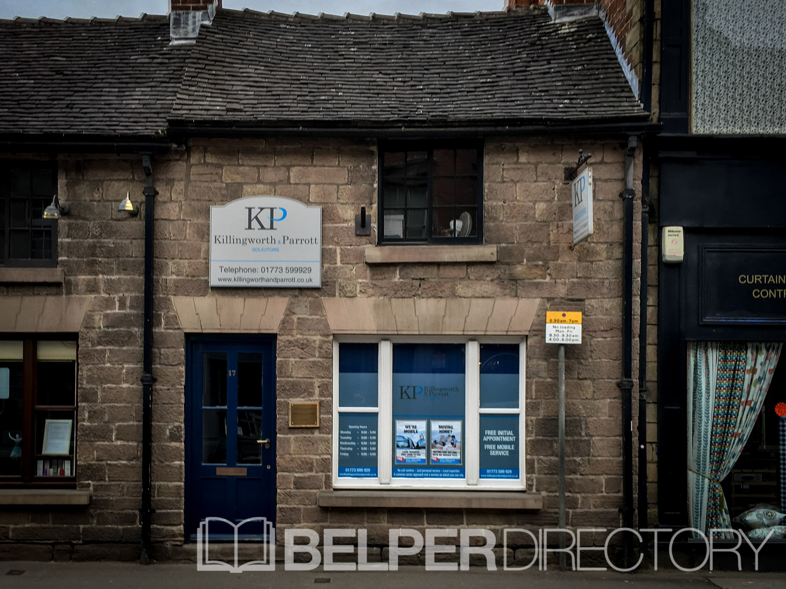 Killingworth & Parrott Solicitors on Inter Search