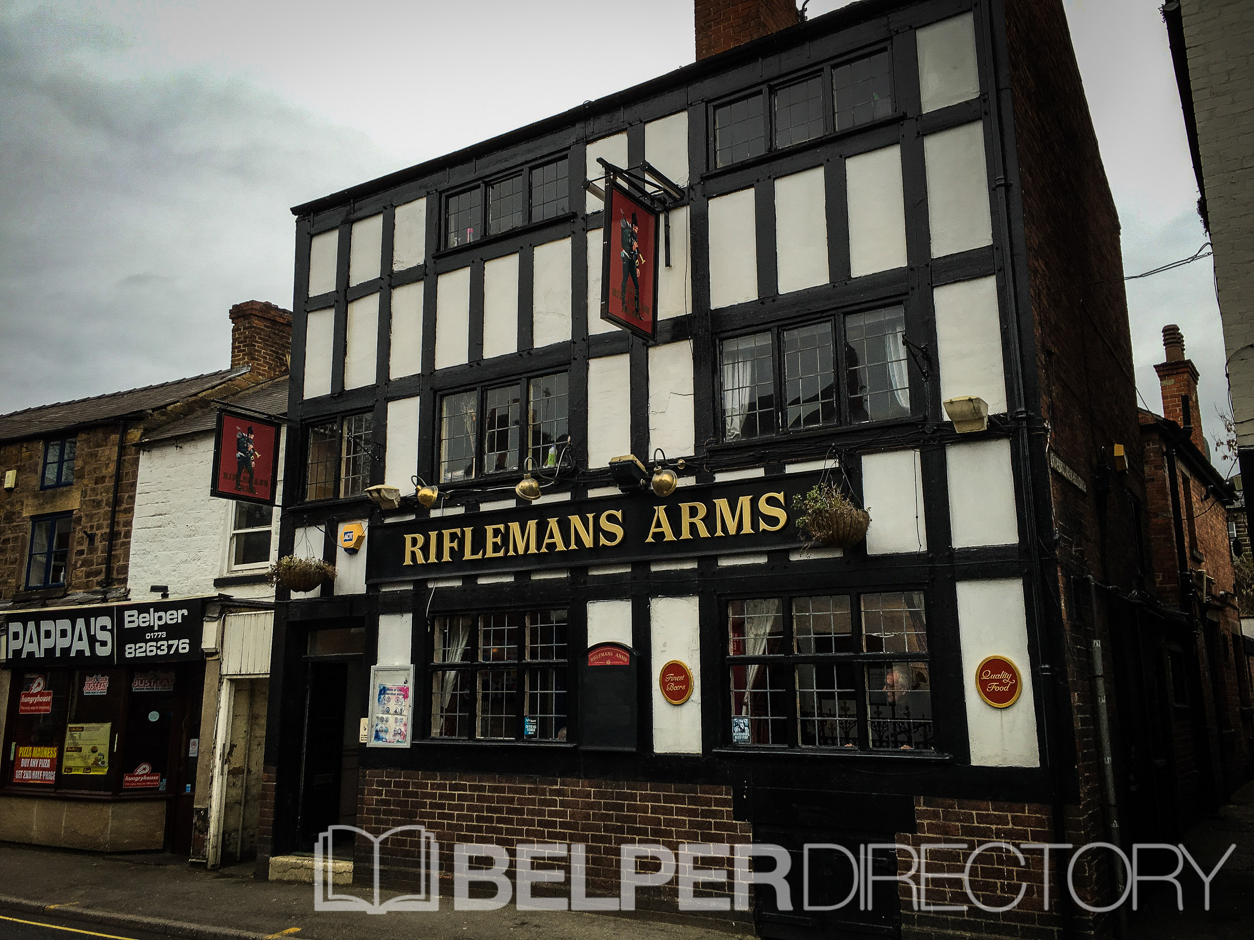 Riflemans Arms on Inter Search