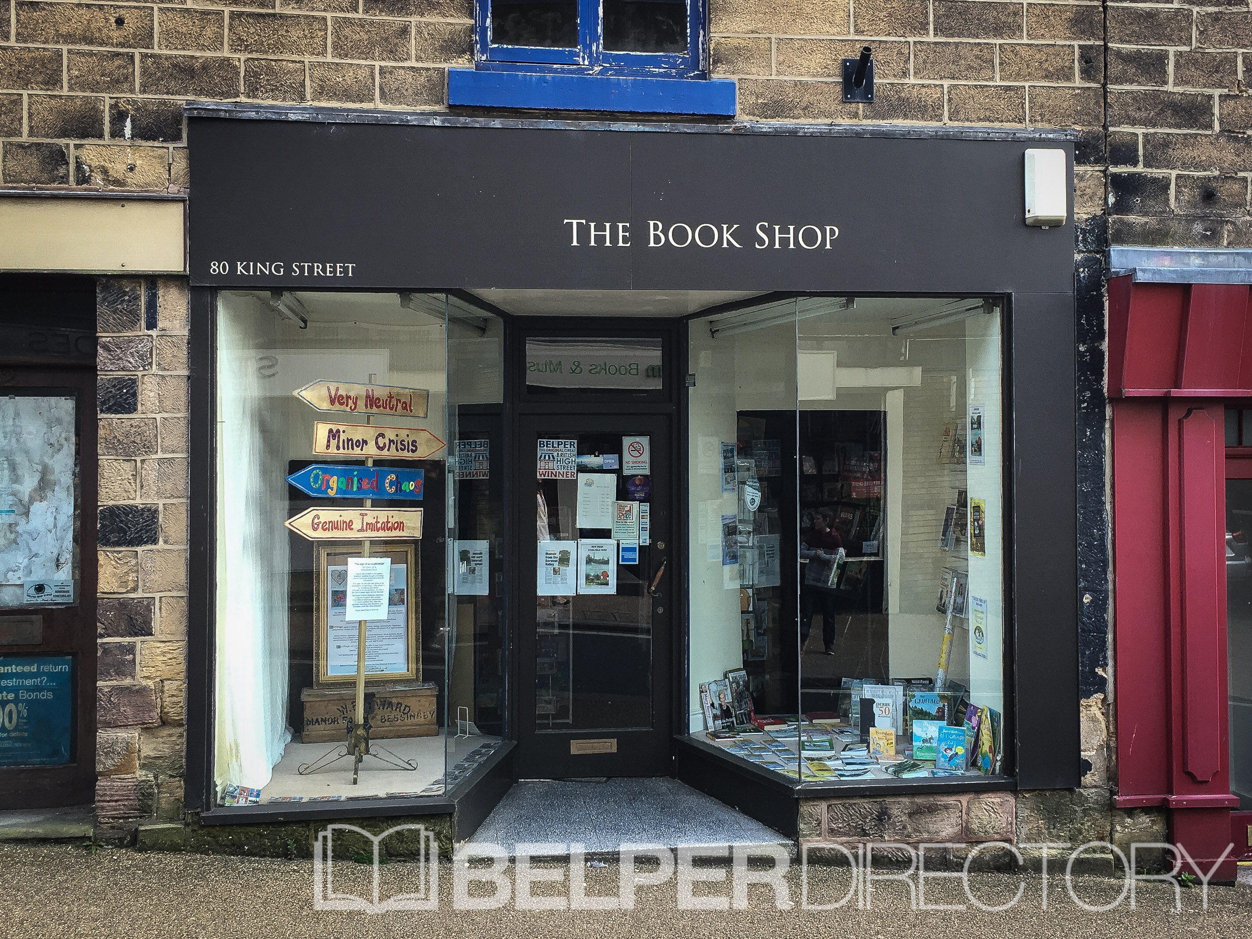 The Book Shop on Inter Search