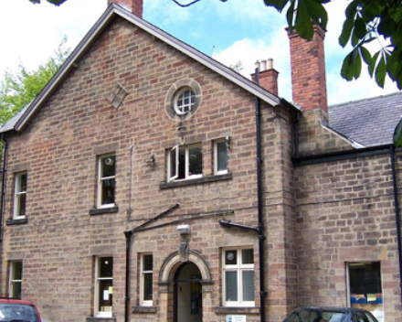 Belper Library on Inter Search