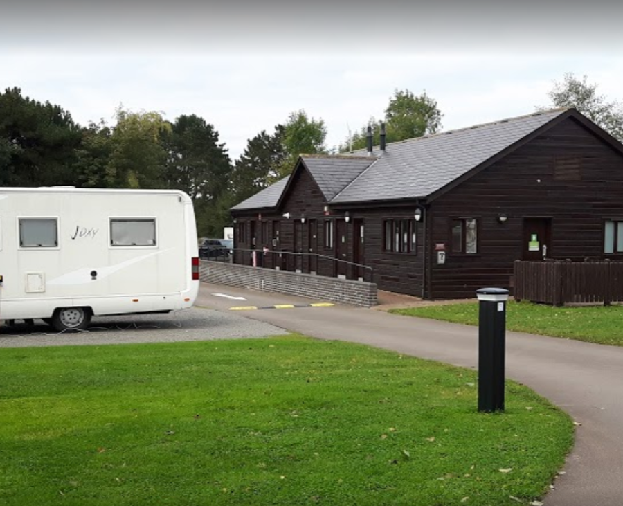 The Firs Caravan and Motorhome Club Site on Inter Search