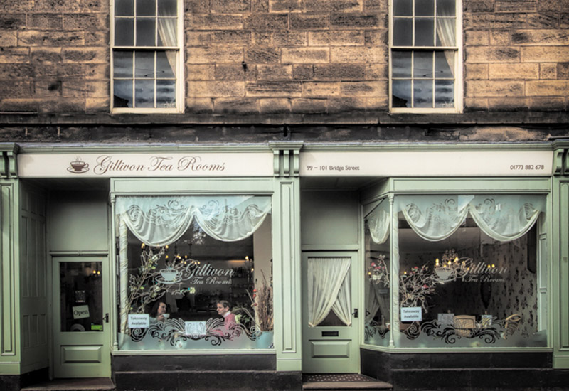 Gillivon Tea Rooms on Inter Search