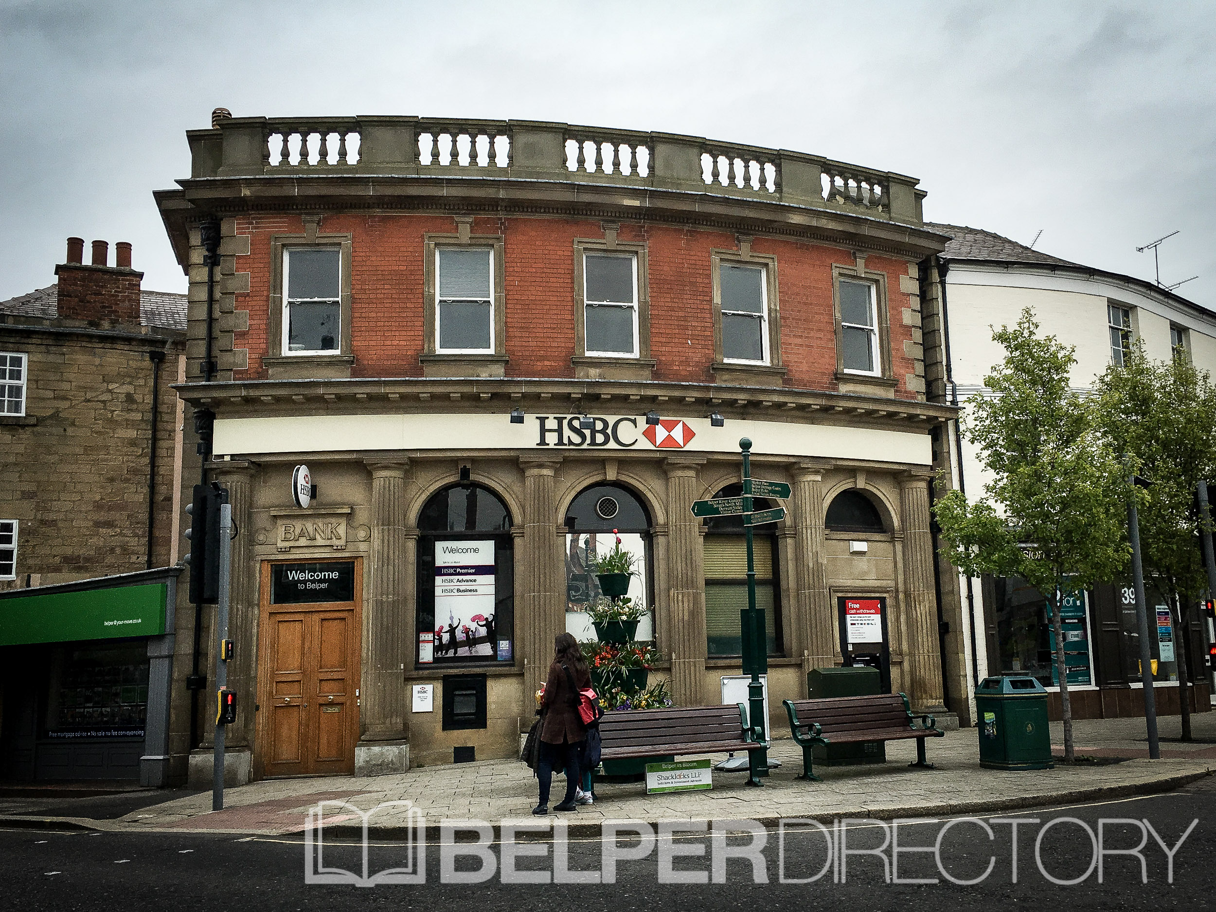 HSBC Bank - Belper on Inter Search