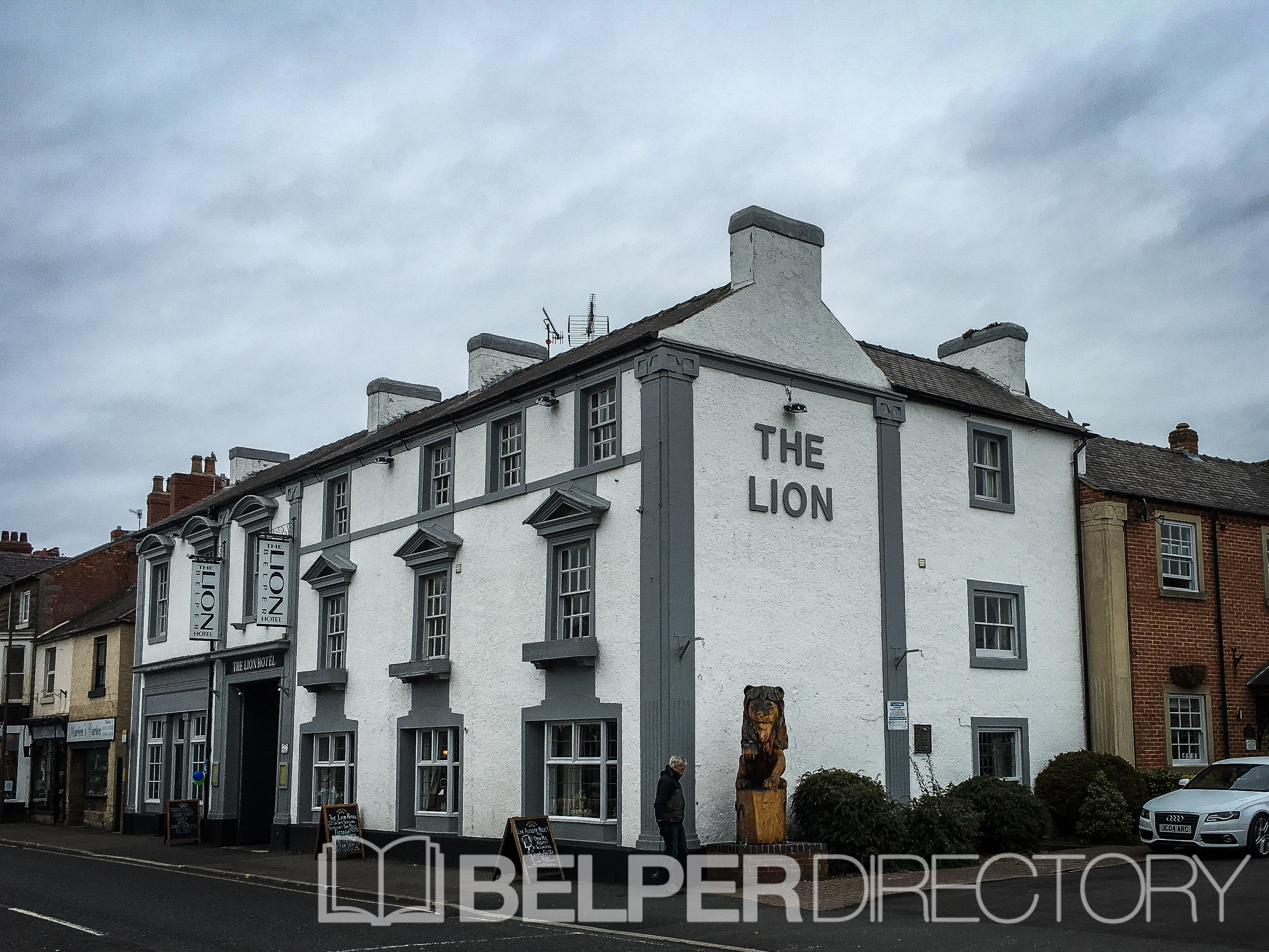The Lion Hotel on Inter Search