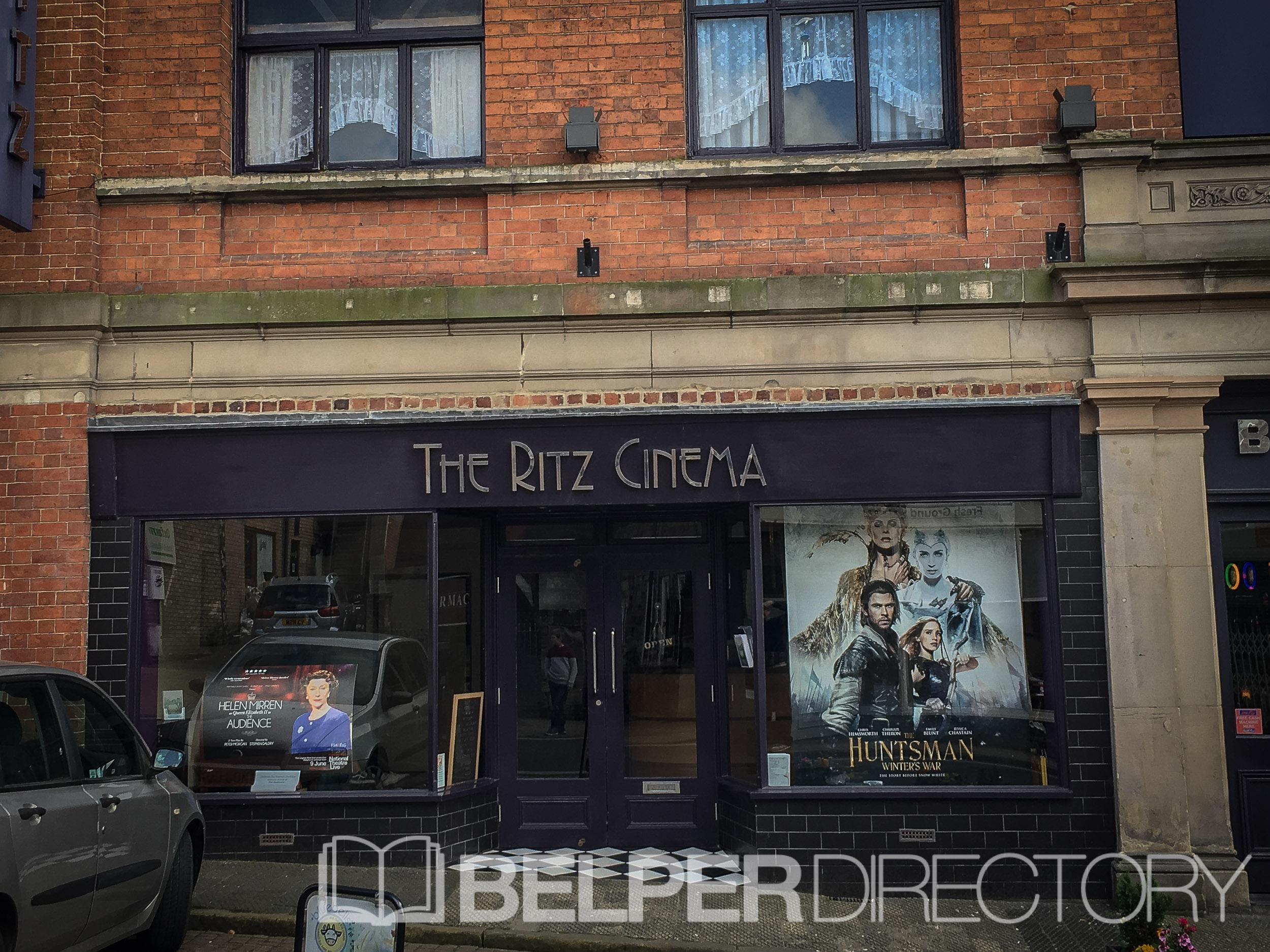 The Ritz Cinema Belper on Inter Search