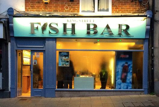 King Street Fish & Chip Shop on Inter Search