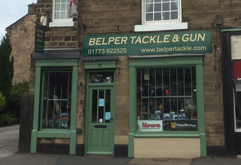 Belper Tackle & Gun on Inter Search