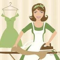 The Ironing and Sewing Lady on Inter Search